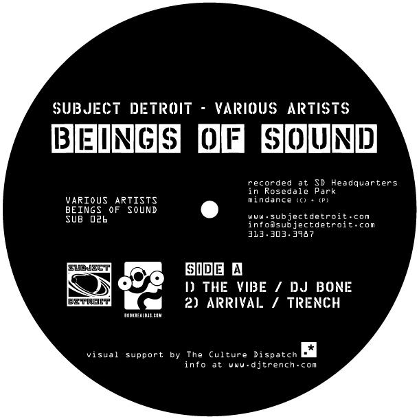 SUB026 | BEINGS OF SOUND | VARIOUS **WAV