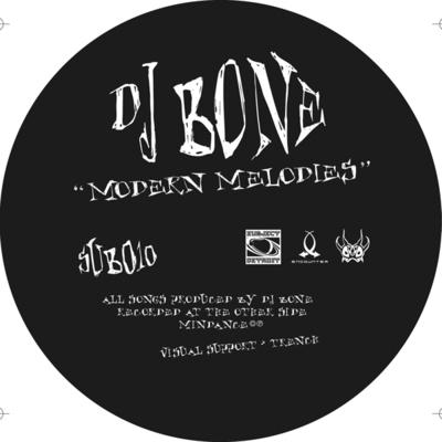 SUB010 | MODERN MELODIES | DJ BONE **WAV
