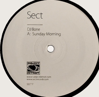 SECT7 | MY SUNDAY| DJ BONE