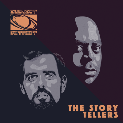 SUB041   The STORYTELLERS EP   The STORYTELLERS (DJ BONE & DEETRON)