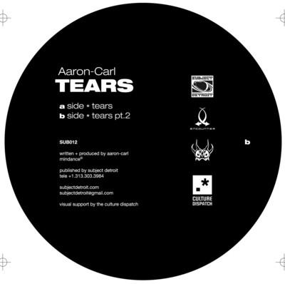 SUB012 | TEARS EP | AARON-CARL **WAV
