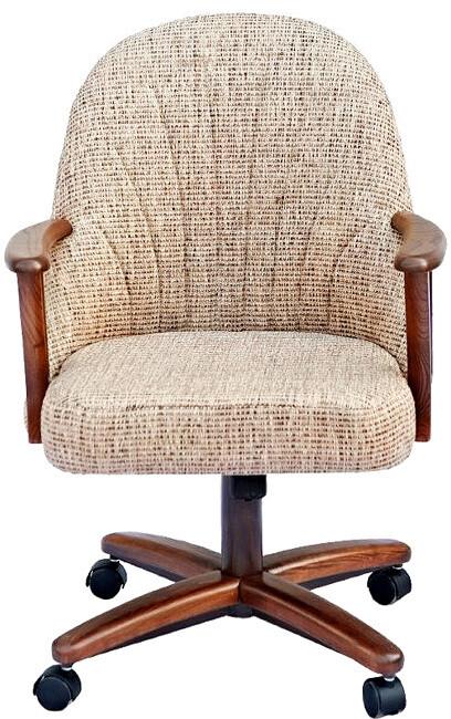 Chromcraft Revington Douglas Caster Dinette Chairs