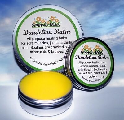 Dandelion Balm