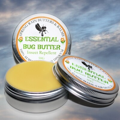 Essential Bug Butter
