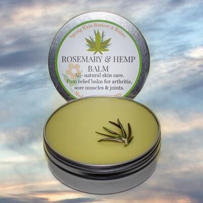Rosemary & Hemp Balm