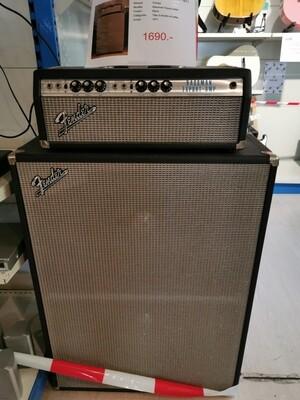 Ampli Fender Bassman Export 1971