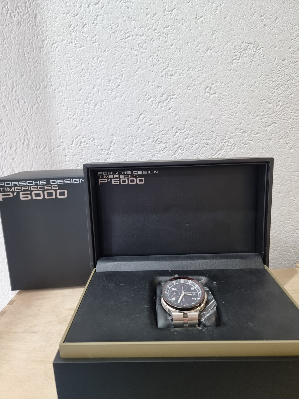 Montre Porsche Design P 6360