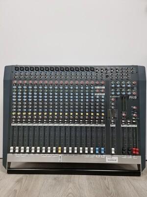 ALLEN&HEATH Console analogique PA20