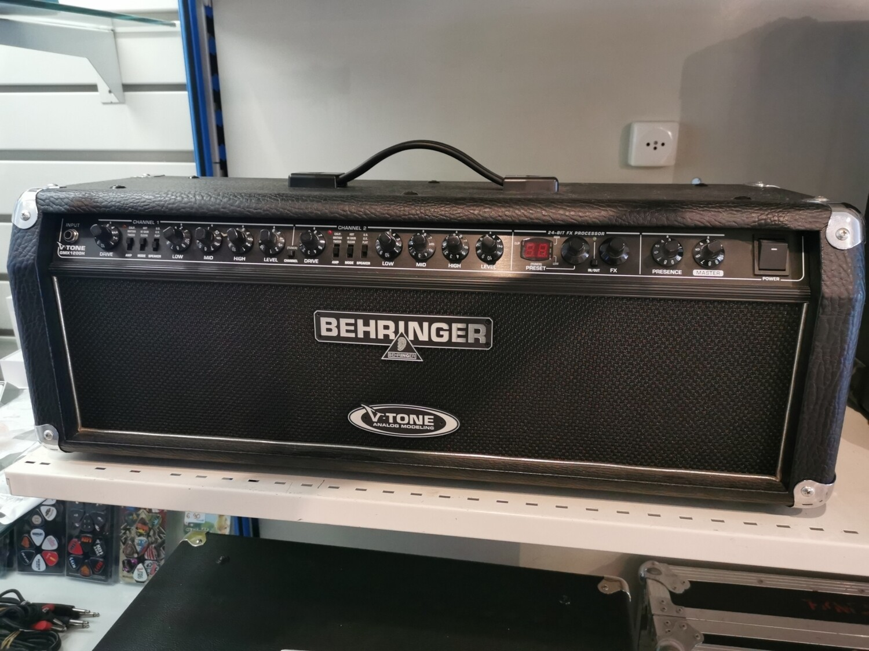 Tête d'ampli Behringer V-Tone GMX1200 H
