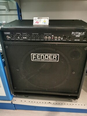 Ampli Fender rumble 150