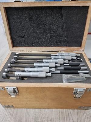 Set Micromètres 9 Pièces