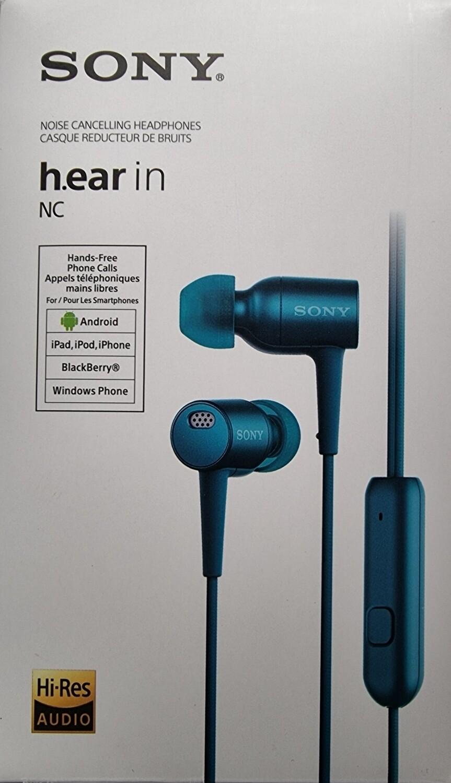 Sony EX750 Écouteurs Bluetooth