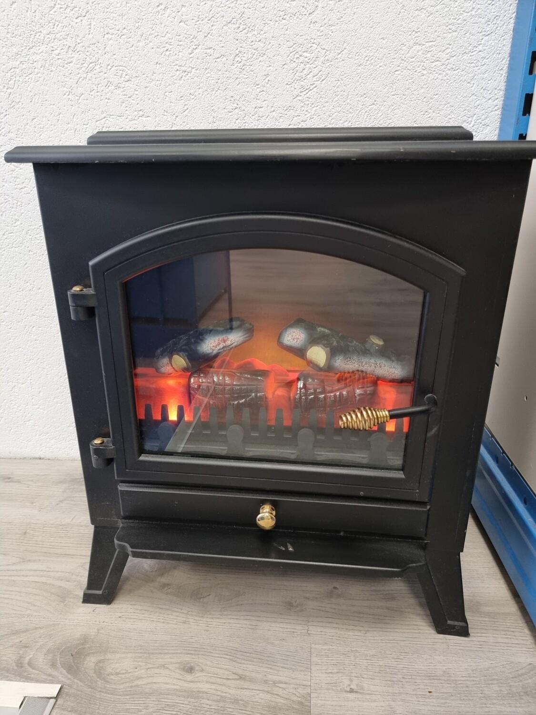 Colbis cheminée électrique