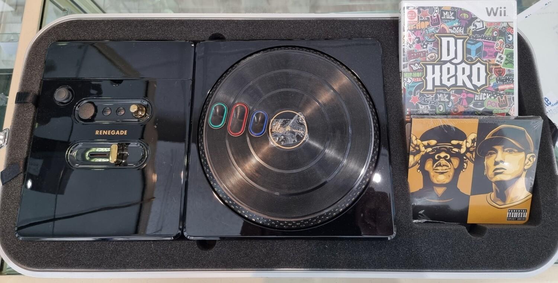 DJ Hero pour WII