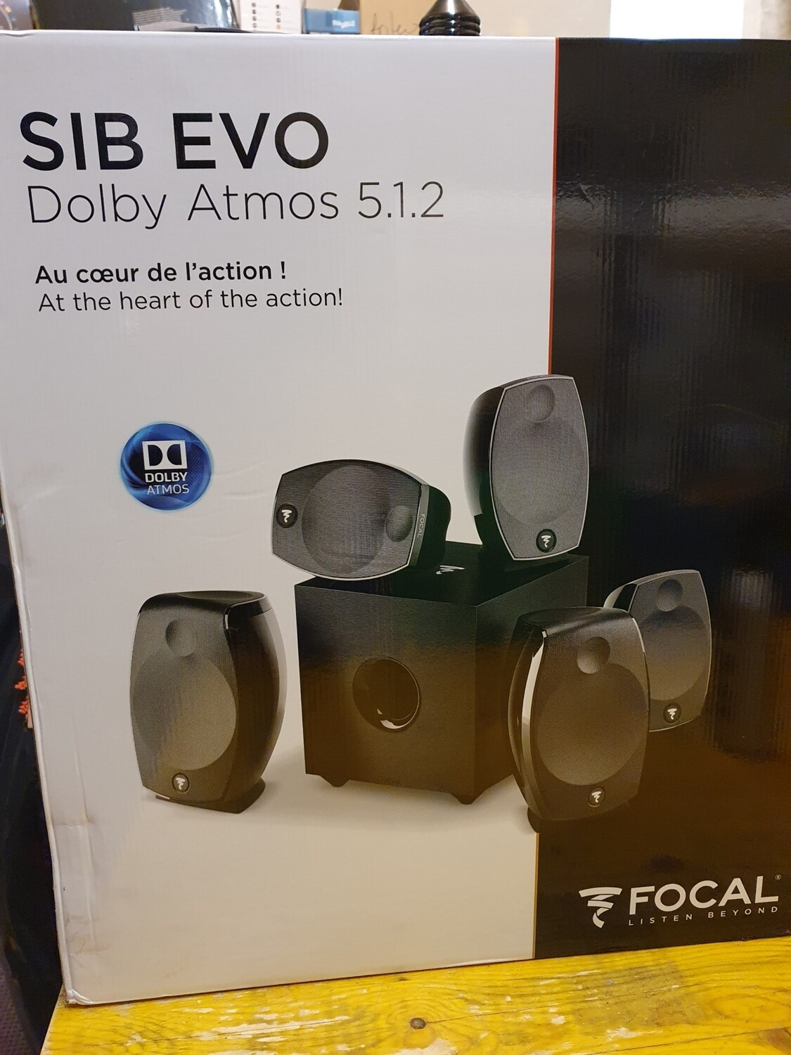 Focal SIB EVO Dolby Atmos 5.1.2