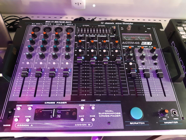 Console DJ 4 Activ-40 BST
