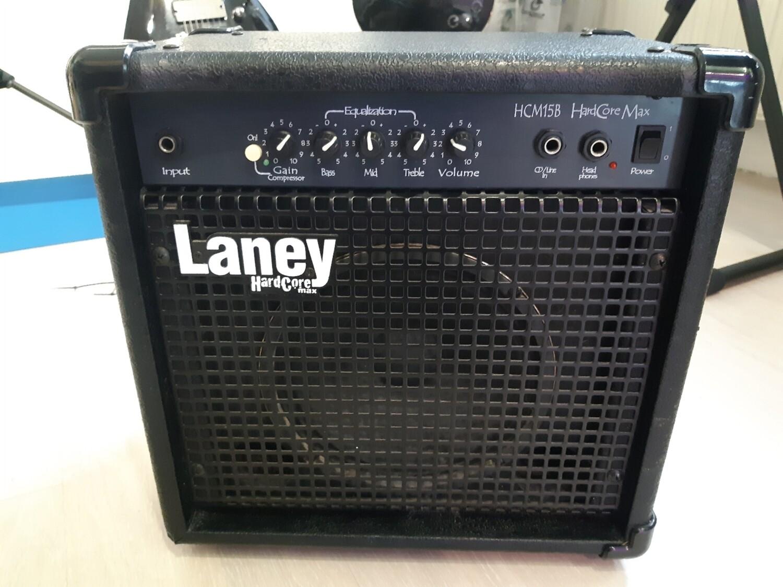 Ampli Laney HardCore Max