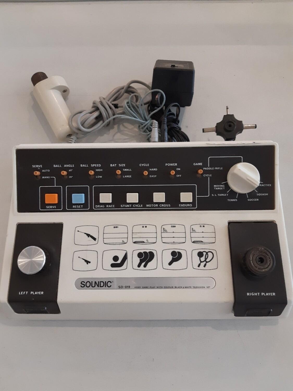 Console Soundic SD-019