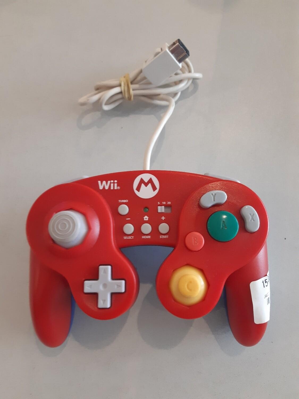 Manette Wii U Mario