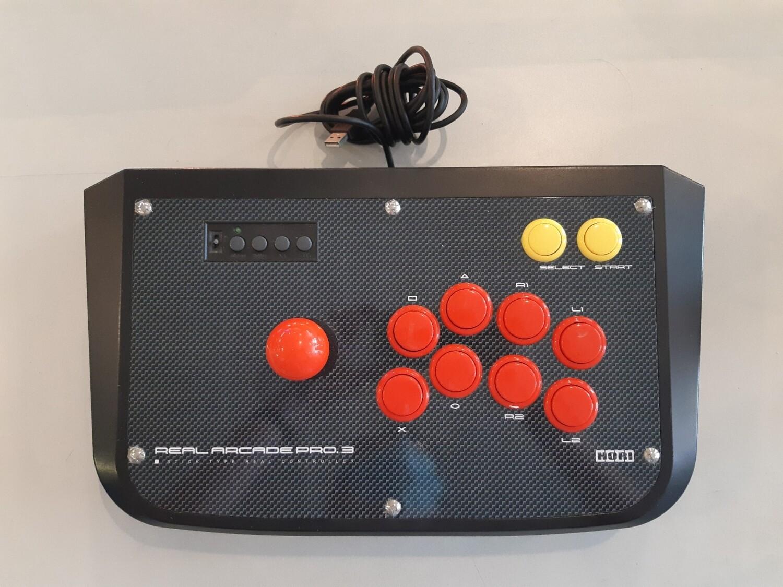 Real arcade pro.3 pour PS3