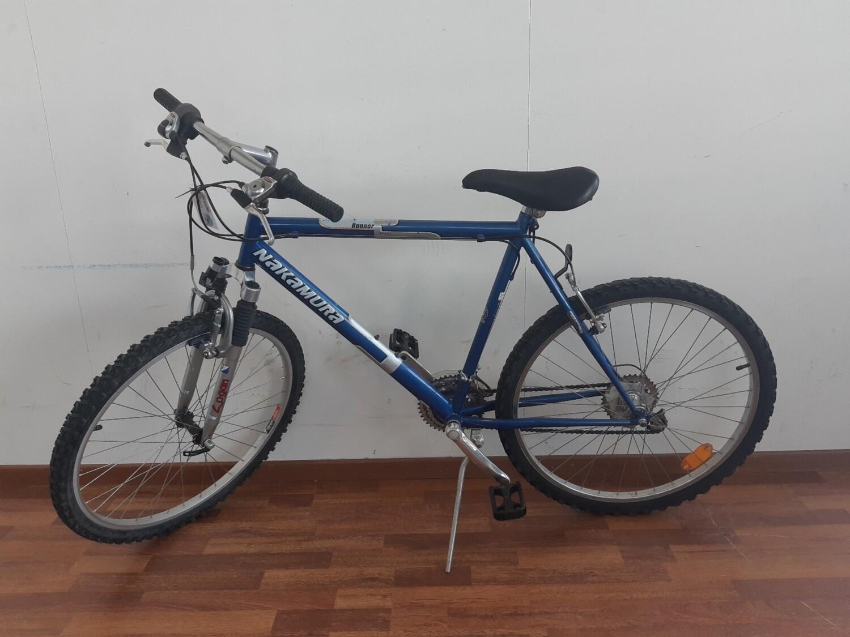 Vélo bleu Nakamura