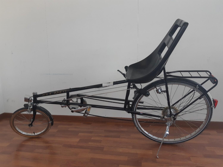 Vélo couché vintage Rouland