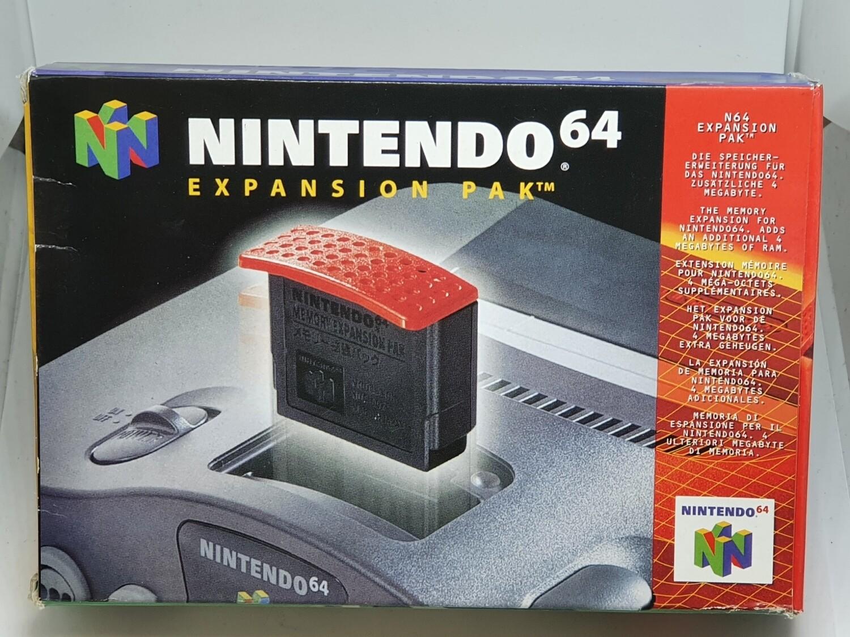 Expansion Pak Nintendo 64