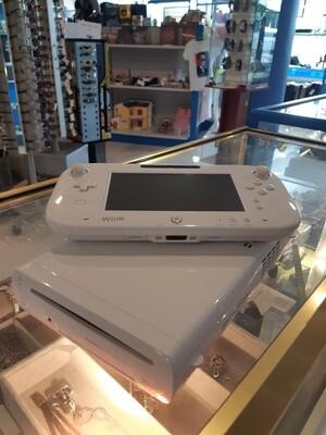 Console WII U blanche