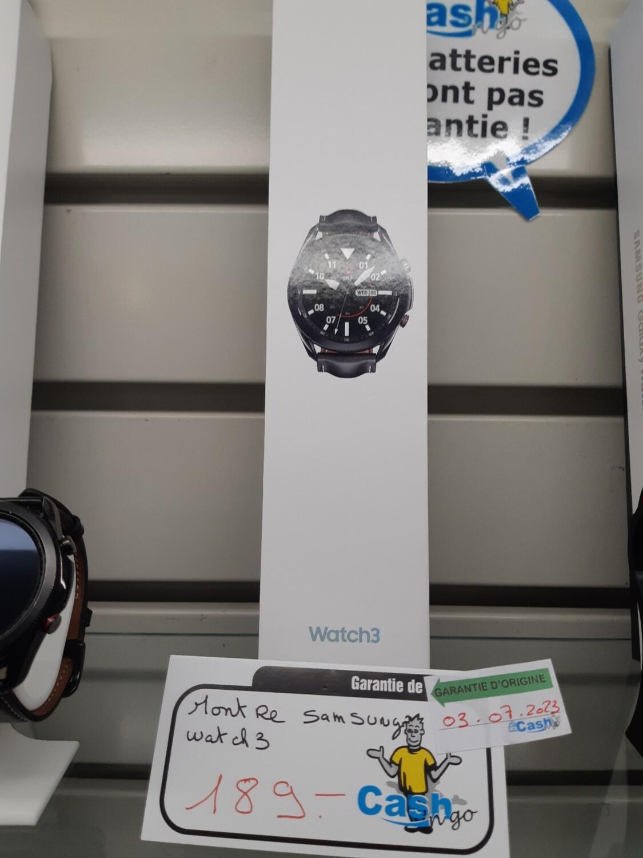 Galaxy watch 3 lte 45mm gar.03.07.2023