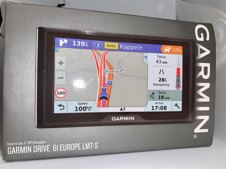GPS GARMIN Drive 61