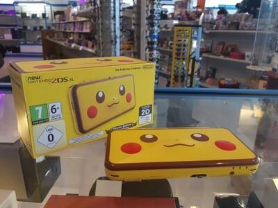 New 2DS XL Pikachu