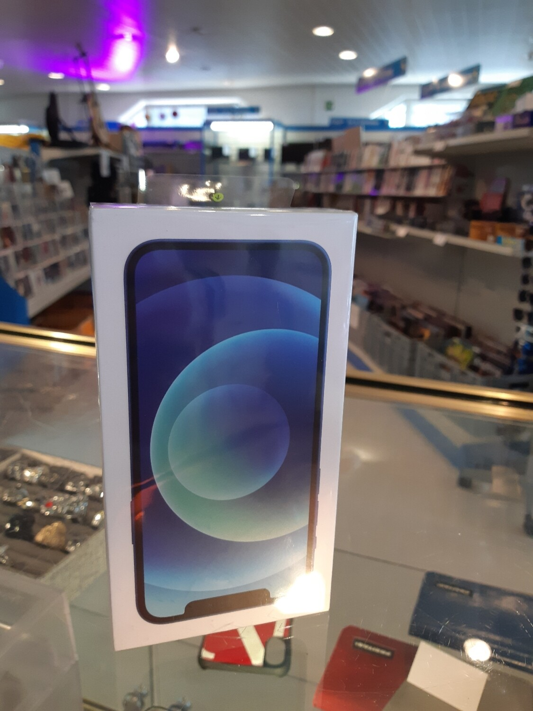 Iphone 12 blue 64 Gb neuf garantie Apple 1 an
