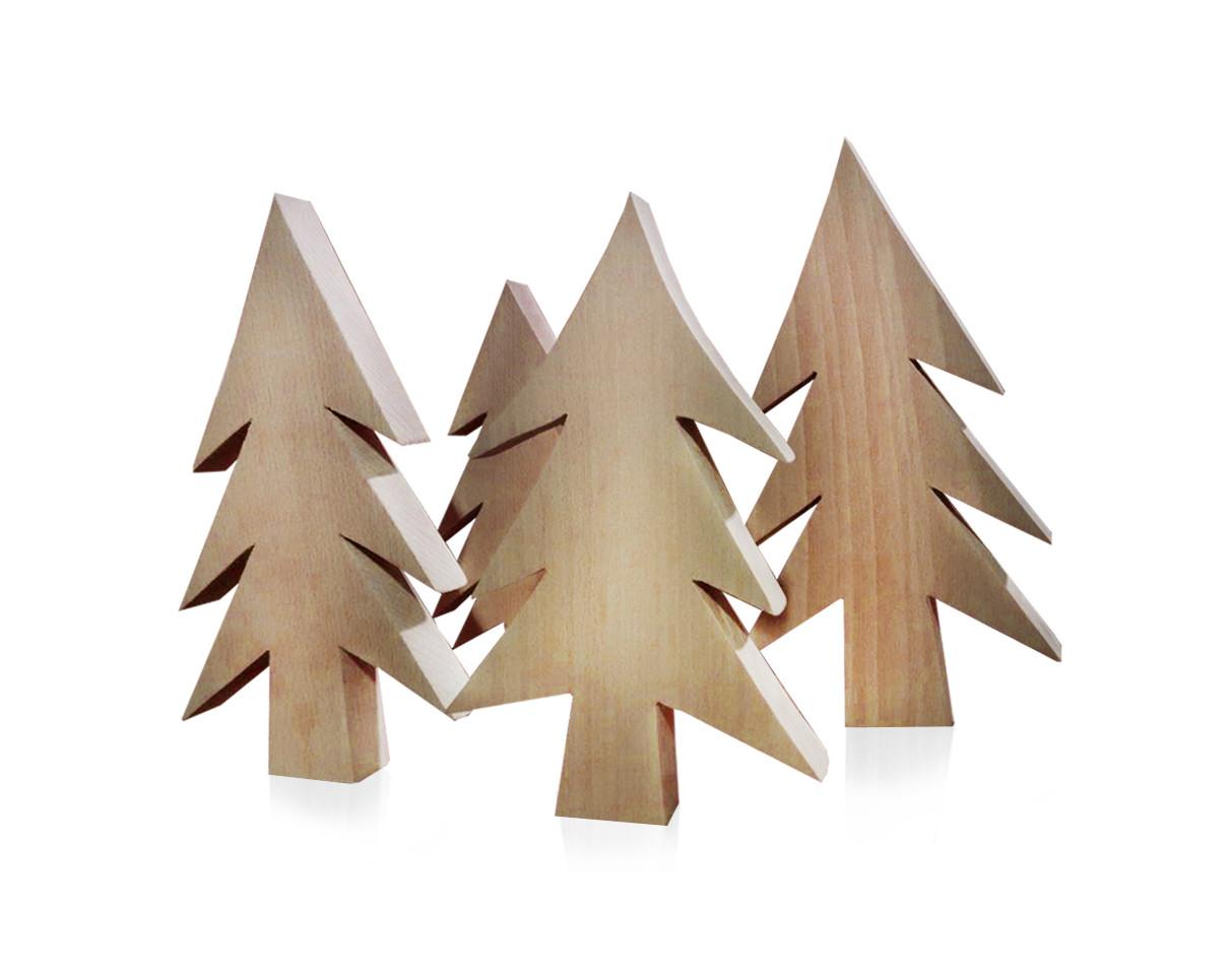 Pine X-mas tree