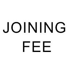 NEW CUSTOMER JOINING FEE £15