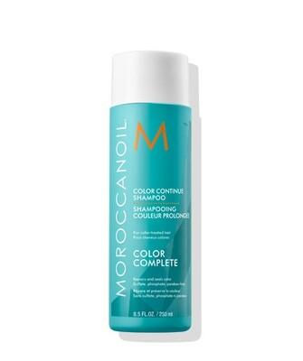 Color continue shampoo