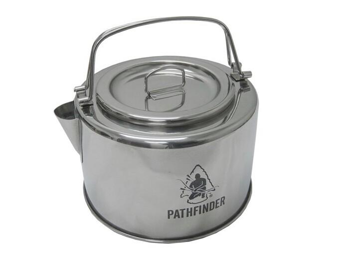 Pathfinder theepot