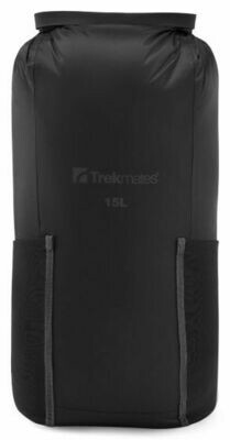 Trekmates Drypack RS 15l (zwart)