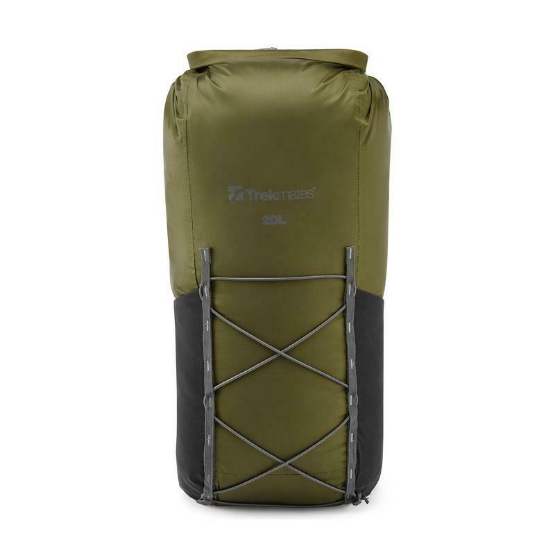 Trekmates Drypack RS 22l (olive)