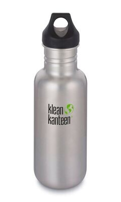 Klean Kanteen Classic 18oz (w/Loop Cap 3.0) / 532ml