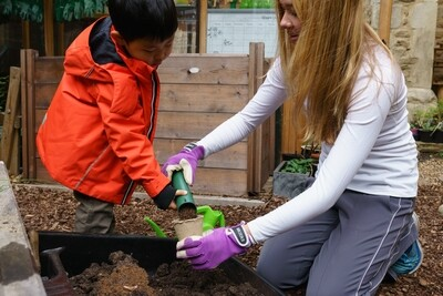 Green Fingers Gardening Club - Weds (3.30-4.30)