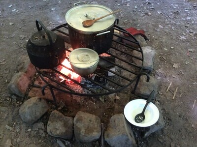Food Safety & cooking in the Outdoors (For Adults, 18+) 3 June