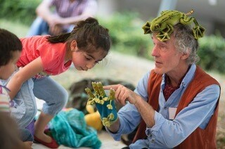 Storytelling & Story-making for children (8+) - Mon 31 May, 10-3pm