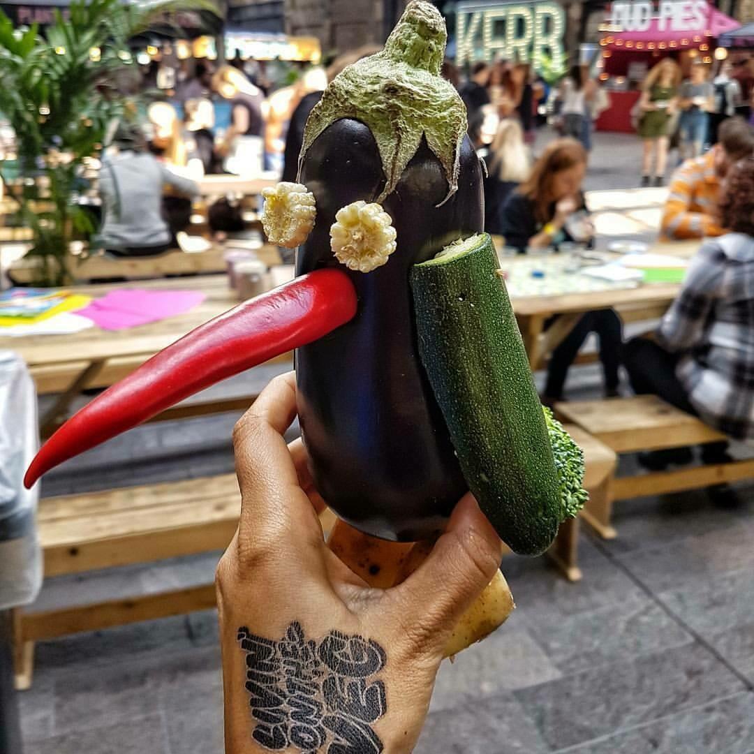 Edible Garden Creatures - Fri 25 June (4-5pm)