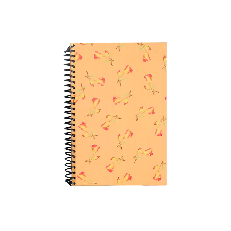Rose Print Diary