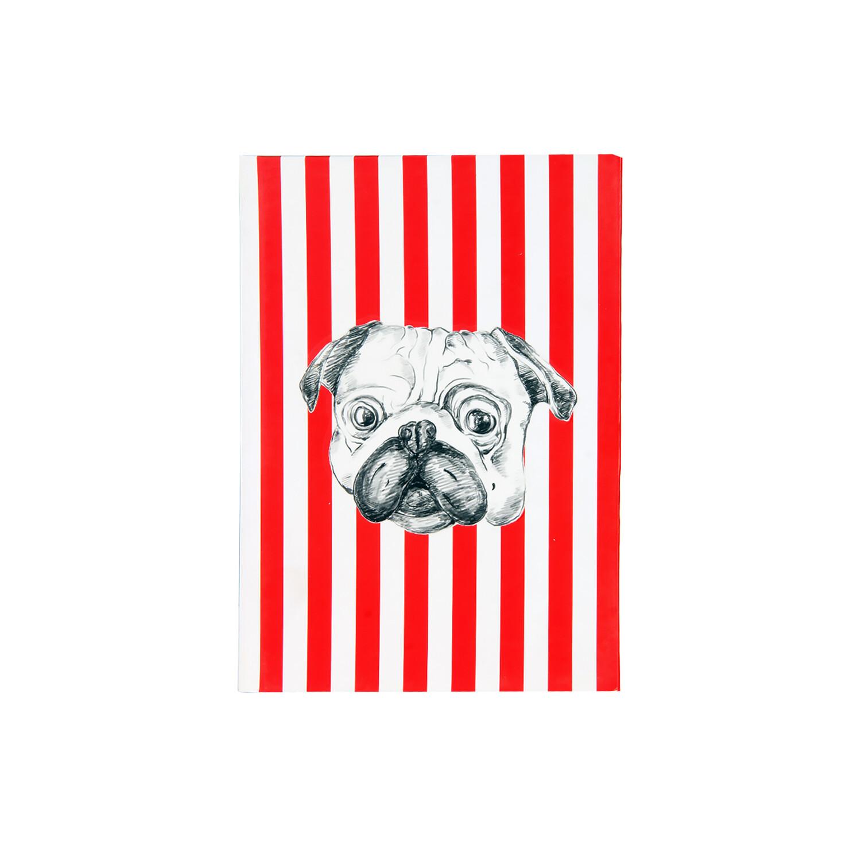 Striped Pug Diary