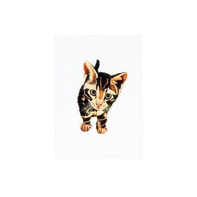 Kitten Print Diary
