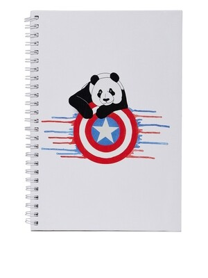 Captain Panda Diary