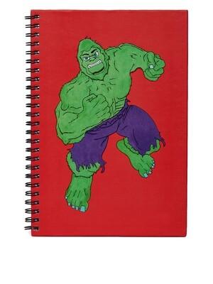 Gorilla Hulk Diary