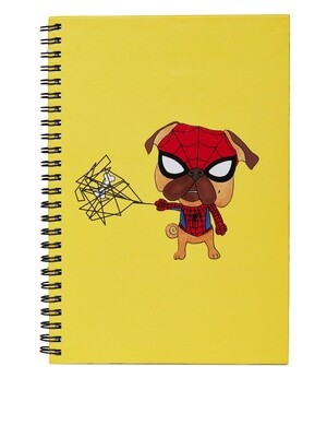 Spider Pug Diary