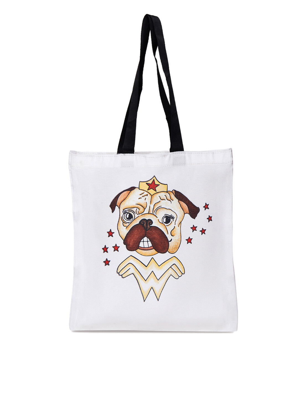 Wonder Pug Jhola Bag